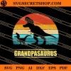 Grandpasaurus SVG