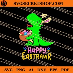 Bunny Dinosaur SVG