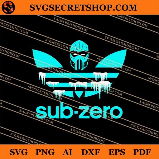 Adidas Mortal Kombat SVG