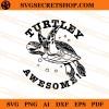 Turtle SVG