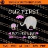 Elephant Mother SVG