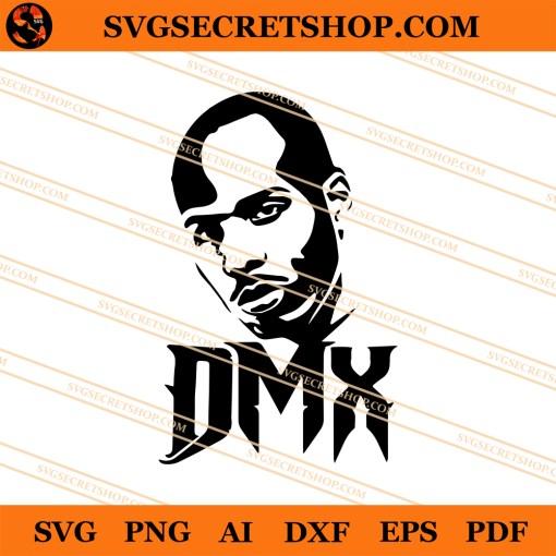 DMX Rapper SVG