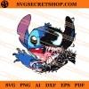 Stitch Venom SVG