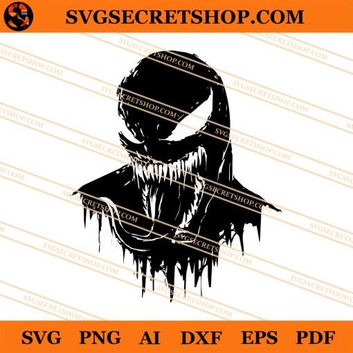 Venom Superherors SVG
