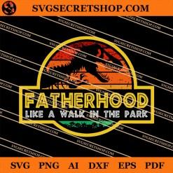 Father Hood SVG