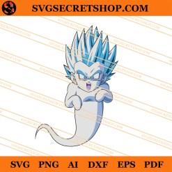 Goten Ghost SVG