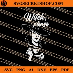 Witch SVG