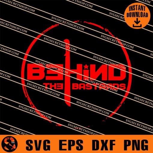 Behind The Bastards SVG