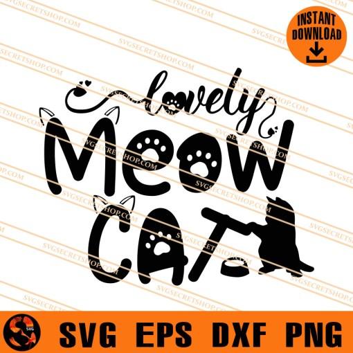 Lovely Meow Cat