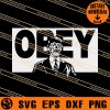 They Live Obey SVG