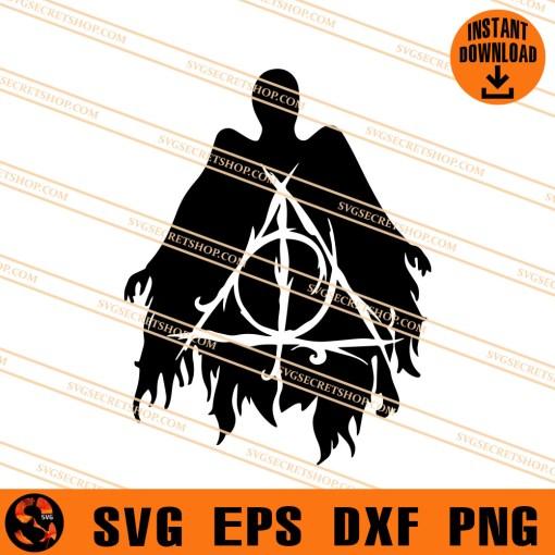 deathly hallows shadowhunter SVG