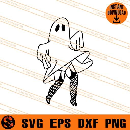 ghost girl SVG