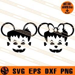 Frankenstein Mickey SVG