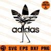 Jack Skellington Adidas SVG