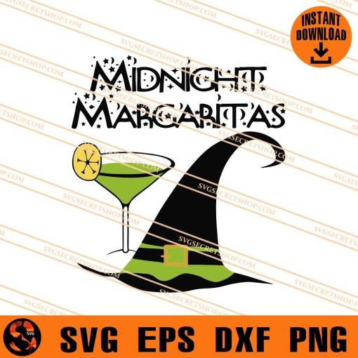 Midnight Margaritas SVG