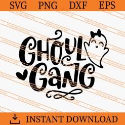 Ghost Gang SVG