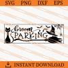 Broom Parking SVG