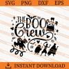 The Boo Crew SVG