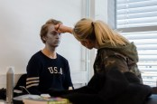 make-up-artist, video, medier og kommunikasjon