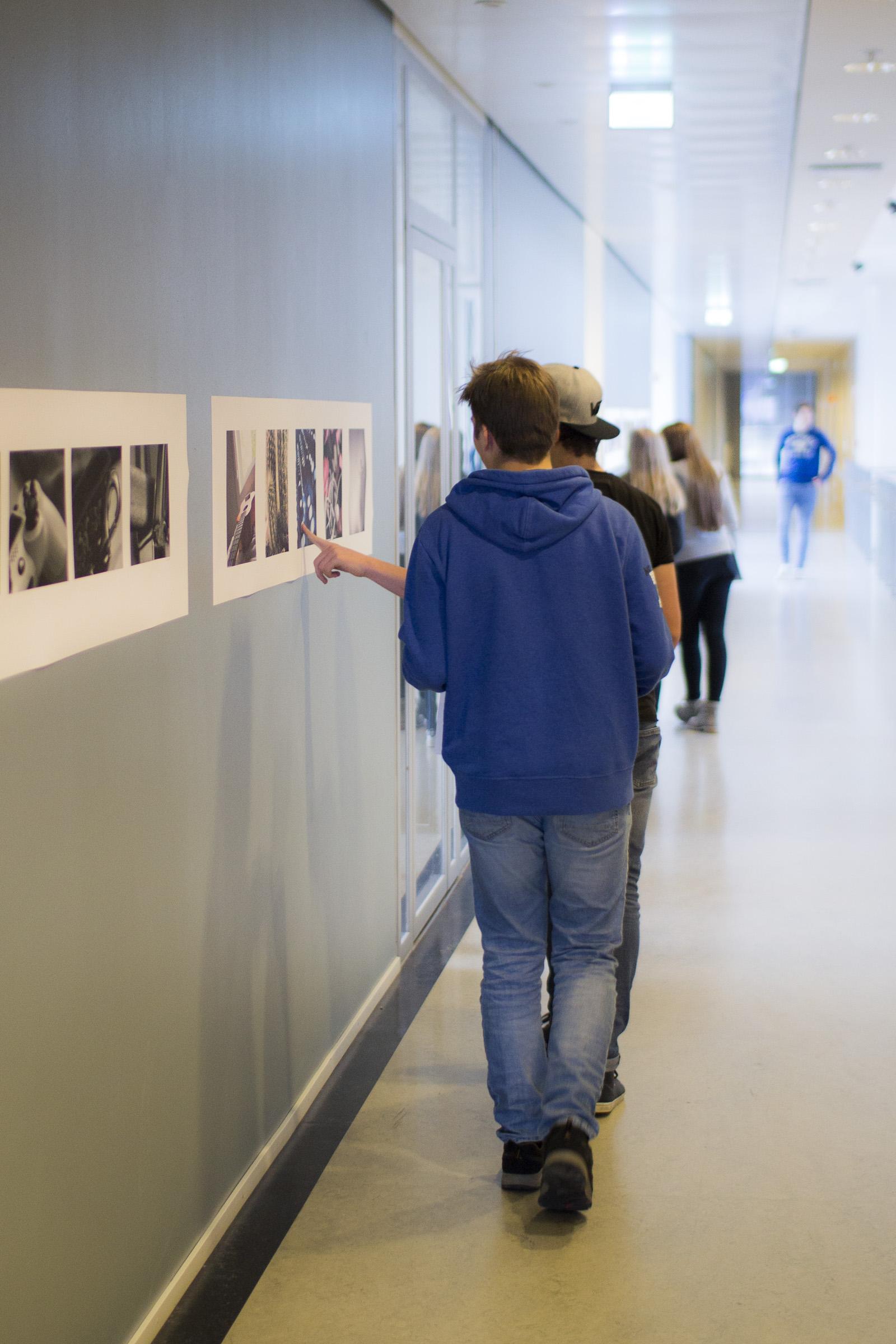 Åpen Dag_Medier og kommunikasjon ved Sørumsand vgs