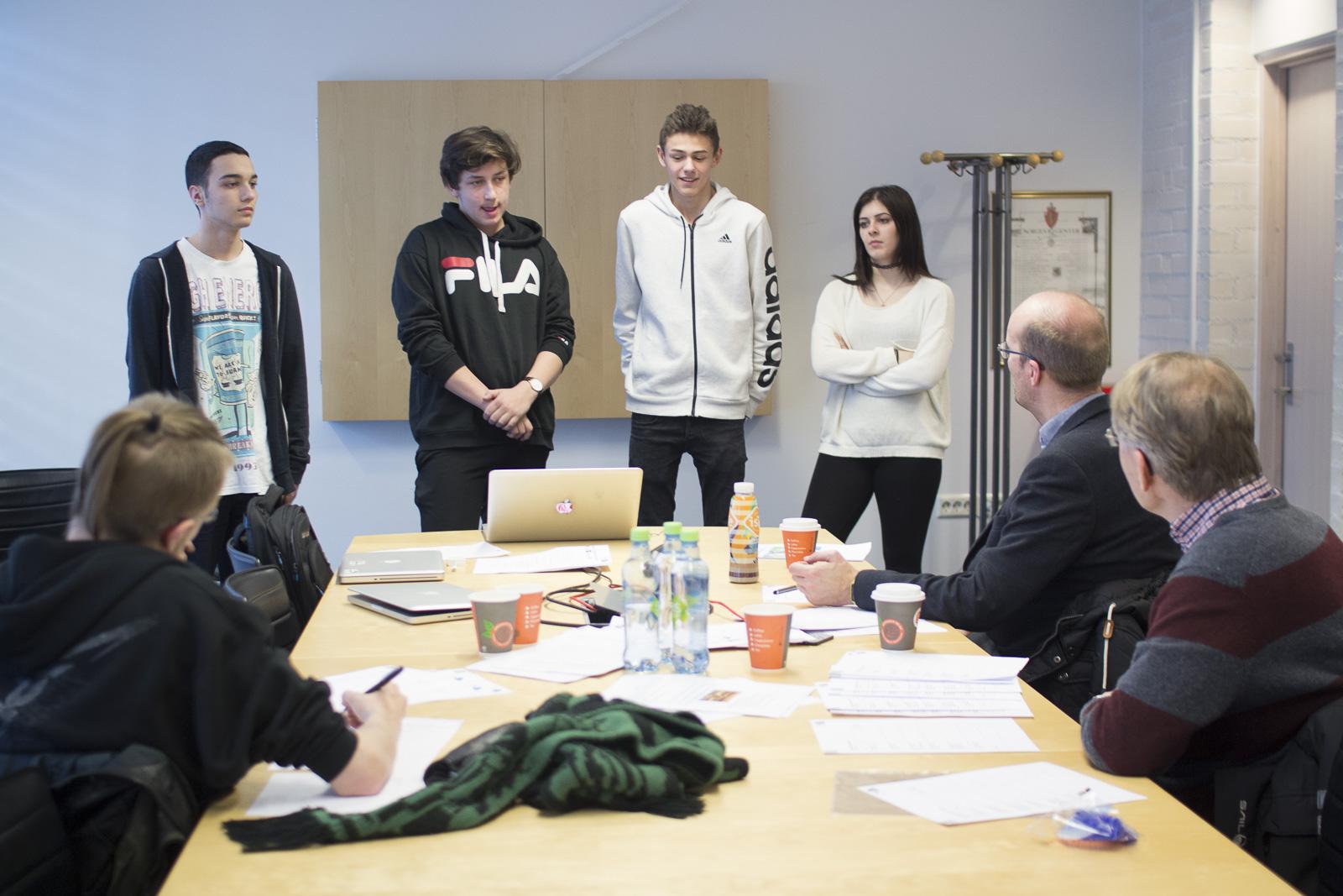 MK-Sørumsand har  Gründercamp på åpen dag