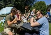 sørumsand_vgs,grilling,sommer