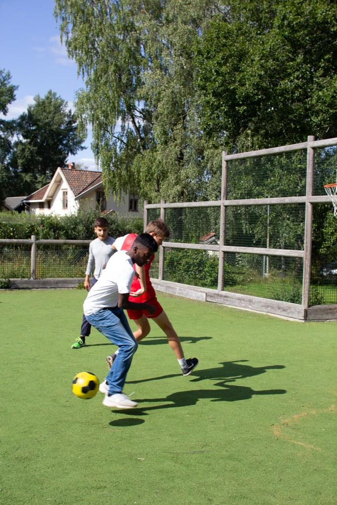 fotball,sørumsand_vgs
