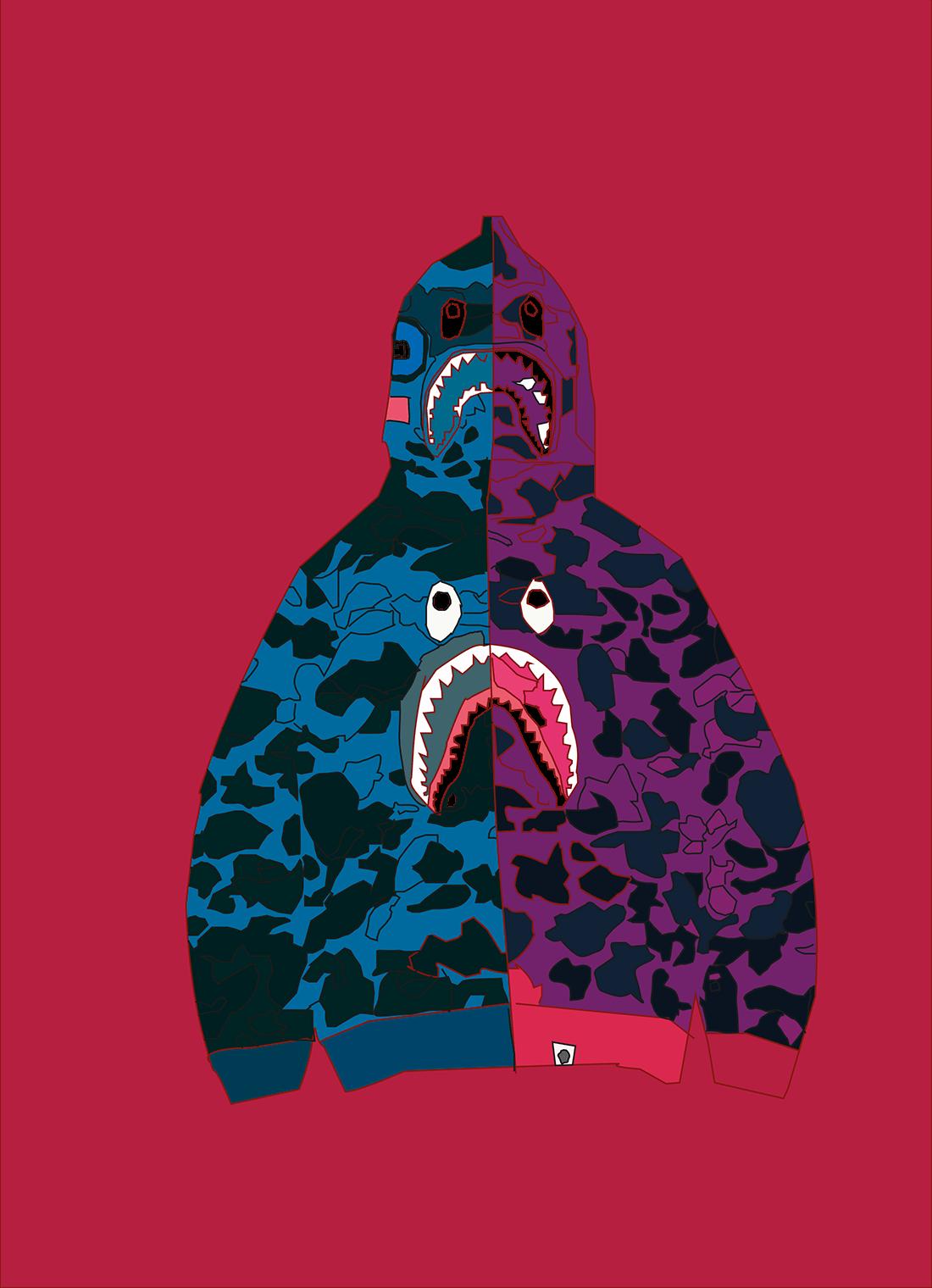 genser,monsterfjes