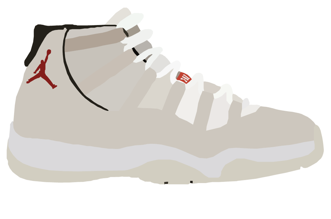 tegning,sko