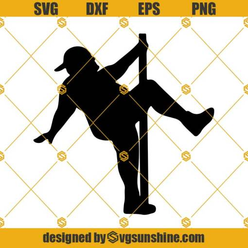 Man Pole Dancing Pose Svg, Man Dance For Biscuits And Gravy Svg, Will Dance For Truck Parts Svg, Funny Men Svg