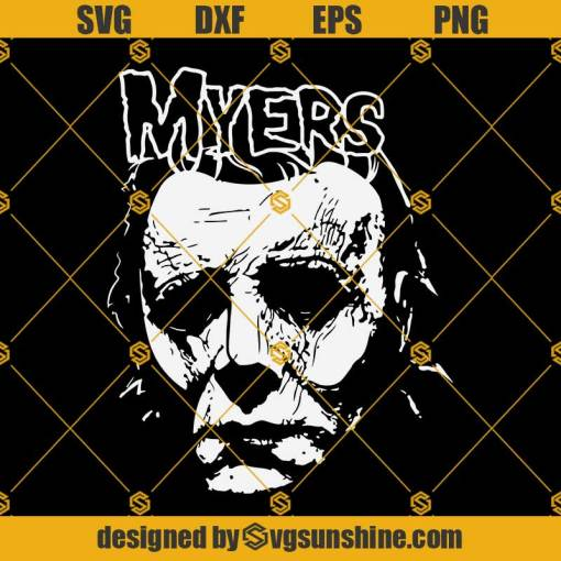 Michael Myers Svg, Horror Movies Svg, Movie Svg, Michael Myers Digital Download, Slay All Day SVG, Halloween Svg