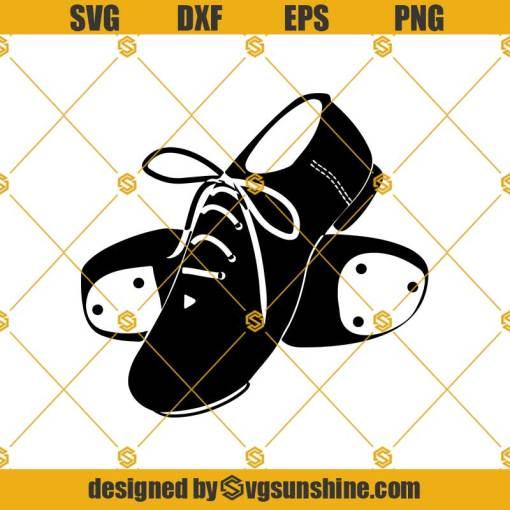 Tap Shoes Svg, Tap Dance Svg