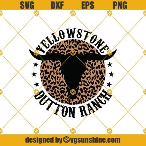 Yellowstone Svg, Dutton's Cowboys Svg, Dutton Ranch Svg