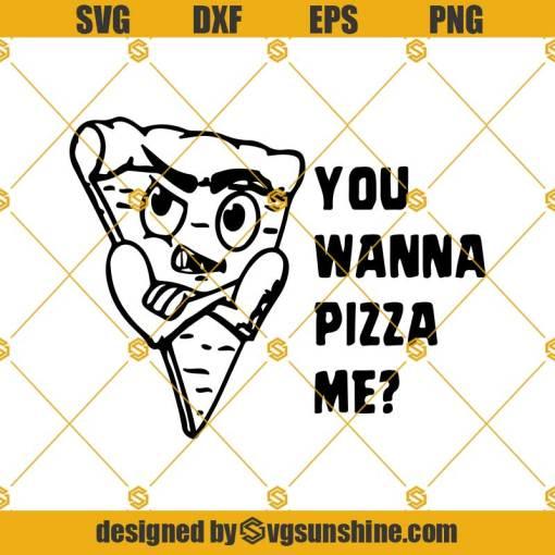 Funny Pizza Svg, Pizza Svg