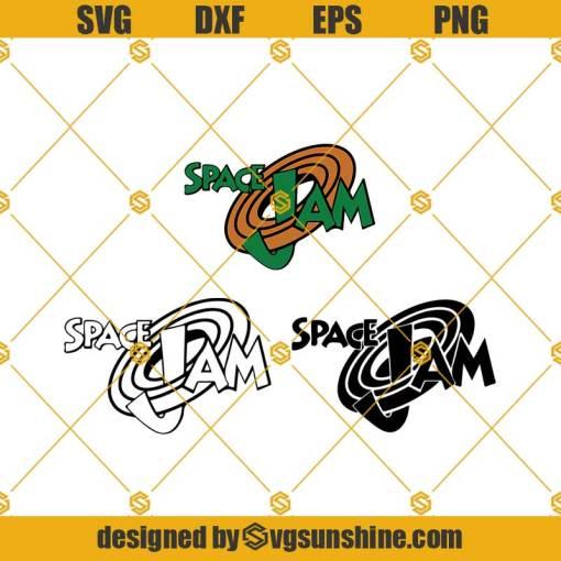 Space Jam SVG, Space Jam logo SVG, Space Jam SVG Cut Files