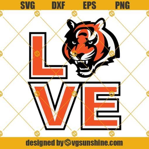 Cincinnati Bengals Svg, Bengals Svg
