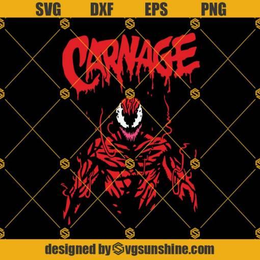 Carnage svg