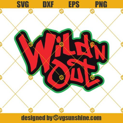 Wildn Out Logo Svg