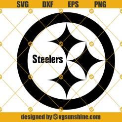 Pittsburgh Steelers logo SVG, steelers SVG, football SVG, NFL logo SVG