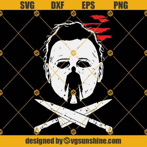 Michael Myers SVG, Horror SVG