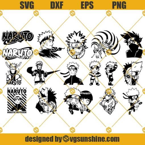 Naruto SVG