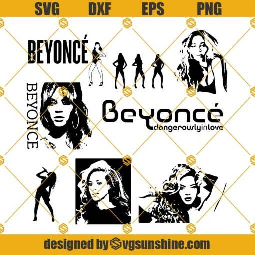 Beyonce SVG, Beyonce SVG Bundle, Beyonce PNG