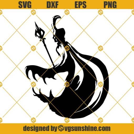 Loki SVG, Superhero SVG, Avengers SVG, Loki Clipart Vector, Loki Silhouette, Asgard SVG
