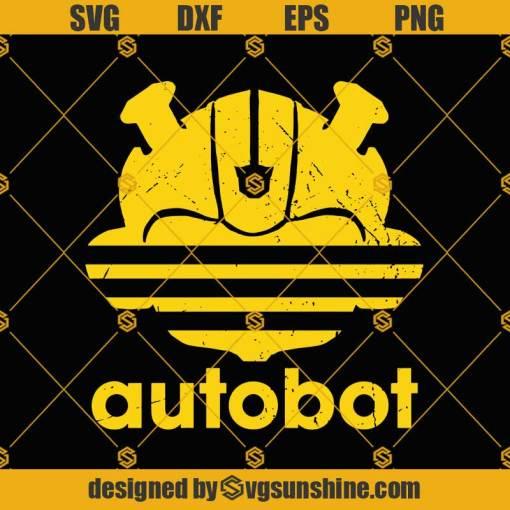 Bumblebee SVG, Bumblebee Autobot SVG, Transformer Bumblebee Logo Emblem SVG