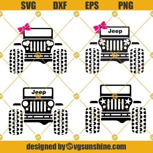 Jeep SVG Bundle, Jeep SVG, Jeep Girl SVG