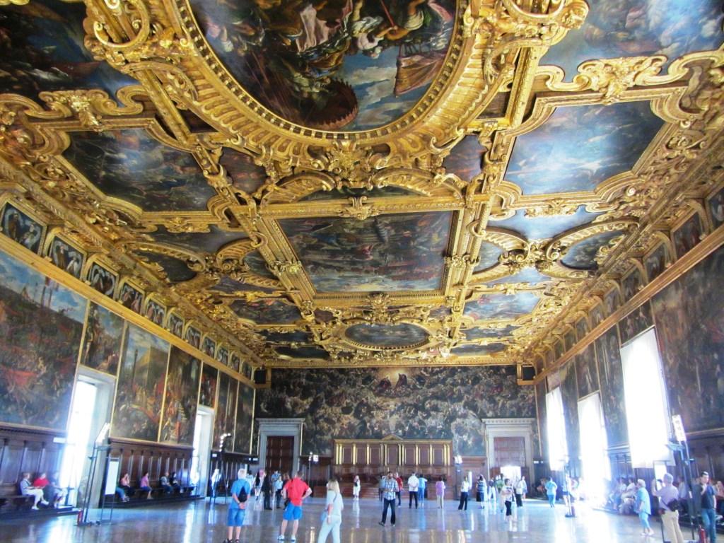 Doge's Palace biggest room