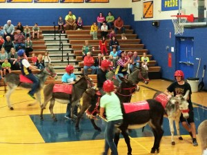 Donkey basketball 2