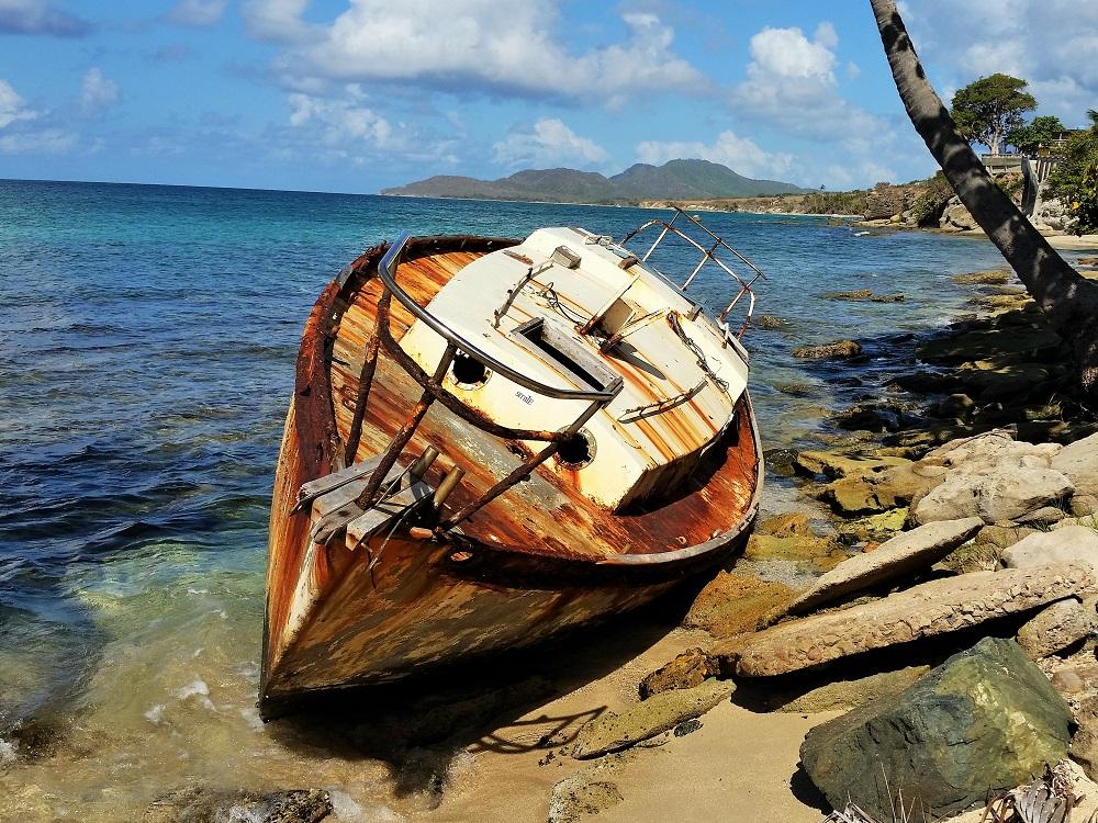 Shipwreck On Veaques