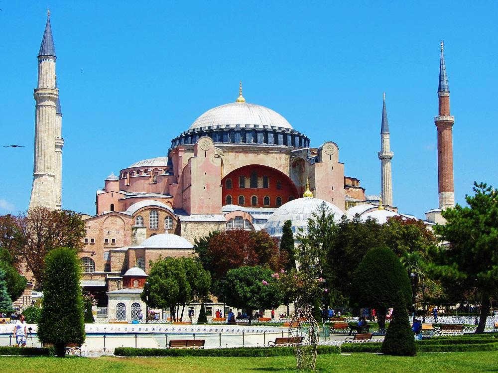 Turkey - Istanbul - Hagia Sophia