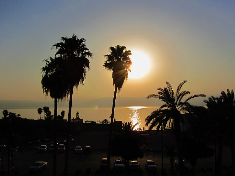 Israel - Sea of Galilee - Sunrise